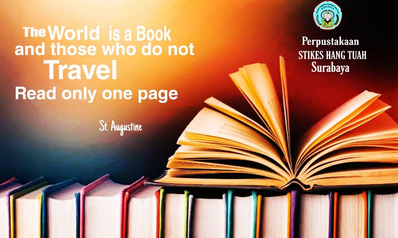 Selamat Hari Buku Sedunia 23 April